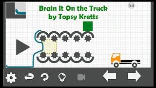 brain it on the truck level 54 5 stars