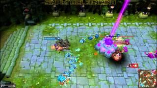 League of Legends - FUCKING SKILL SHOTS - 01/30/13 - ElCrispyTaco