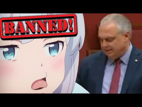 AN AUSTRALIAN SENATOR WANTS TO BAN ANIME FOR THESE HILARIOUSLY DUMB REASONS