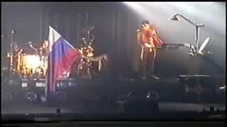 Rammstein -  Lied von der Unruhevollen Jugend (Cover)  St Petersburg, Russia 2001