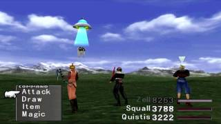 [FFVIII] Walkthrough - Pt.53 (Optional) UFO Pupu Sidequest