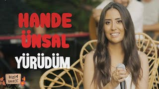 Hande Ünsal - Yürüdüm (Ersay Üner Cover) Resimi