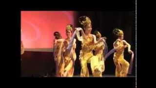 澳大利亚黑天鹅艺术团 敦煌舞《飞天》Production of Black Swan Dance Group