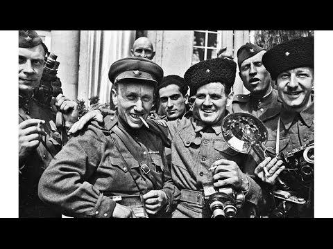 Василий Тёркин - 26 На Днепре (Видео)