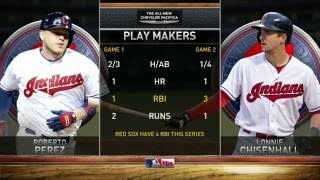 October 10, 2016-Boston Red Sox vs. Cleveland Indians {ALDS G3}