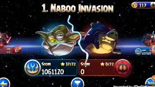 Angry birds star wars ep 1