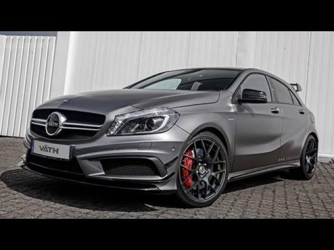 2017 mercedes benz a45 amg release new models youtube for New model of mercedes benz