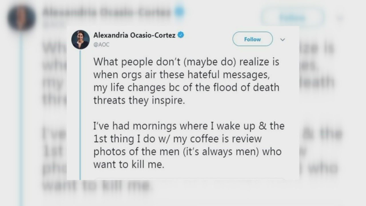 Ocasio Cortez Responds to Fresno Grizzlies Memorial Day Video Calling her 'Enemy of Freedom