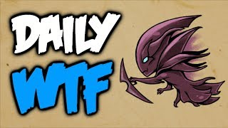 Dota 2 Daily WTF - Easiest 1v1 ever