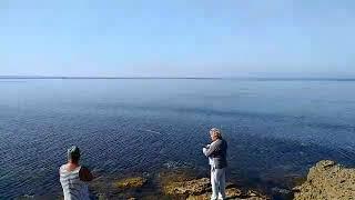 Рыбалка у маяка, Межводное 09.09.2017