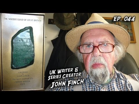TV Writer Podcast 044 - John Finch (A Family At War, Sam, Coronation Street)