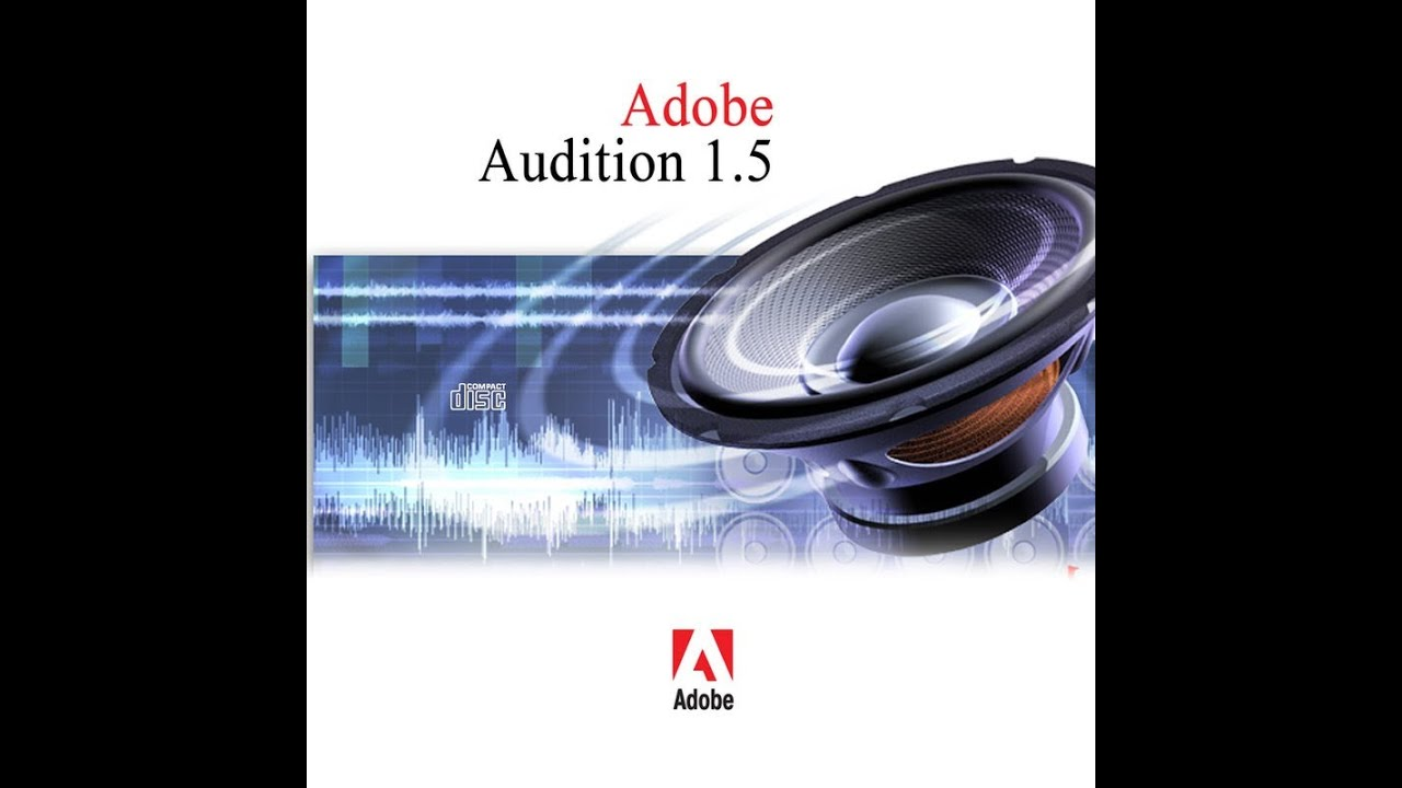Adobe audition 1.5 for mac download