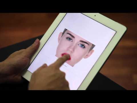 Vanity fair iPad Magazine Showreel