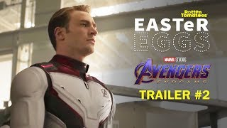 Avengers: Endgame Trailer #2 Easter Eggs + Fun Facts | Rotten Tomatoes