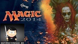 [let's Jogar] Magic 2014 - Deck Chant Of Mul Daya (canto Dos Mul Daya)