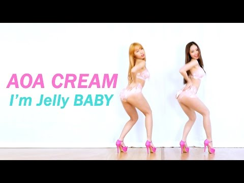 AOA CREAM _ 질투 나요 BABY(I'm Jelly BABY) cover dance WAVEYA