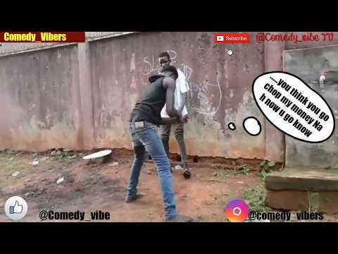 Slap And Pay(poverty thunder)(Comedy vibe TV)