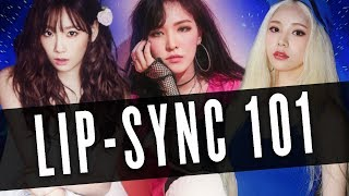 Lip-Syncing in K-Pop 101