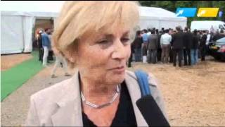 TV News: Grundsteinlegung der Aachener Moschee von Mirza Masroor Ahmed(atba) -Islam Ahmadiyya