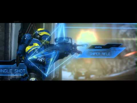 Halo 4 UNSC Weapons
