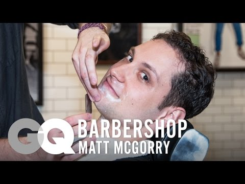 OITNB's Matt McGorry Talks Miley, Magic, and Slut–Shaming – Barbershop  Grooming  GQ