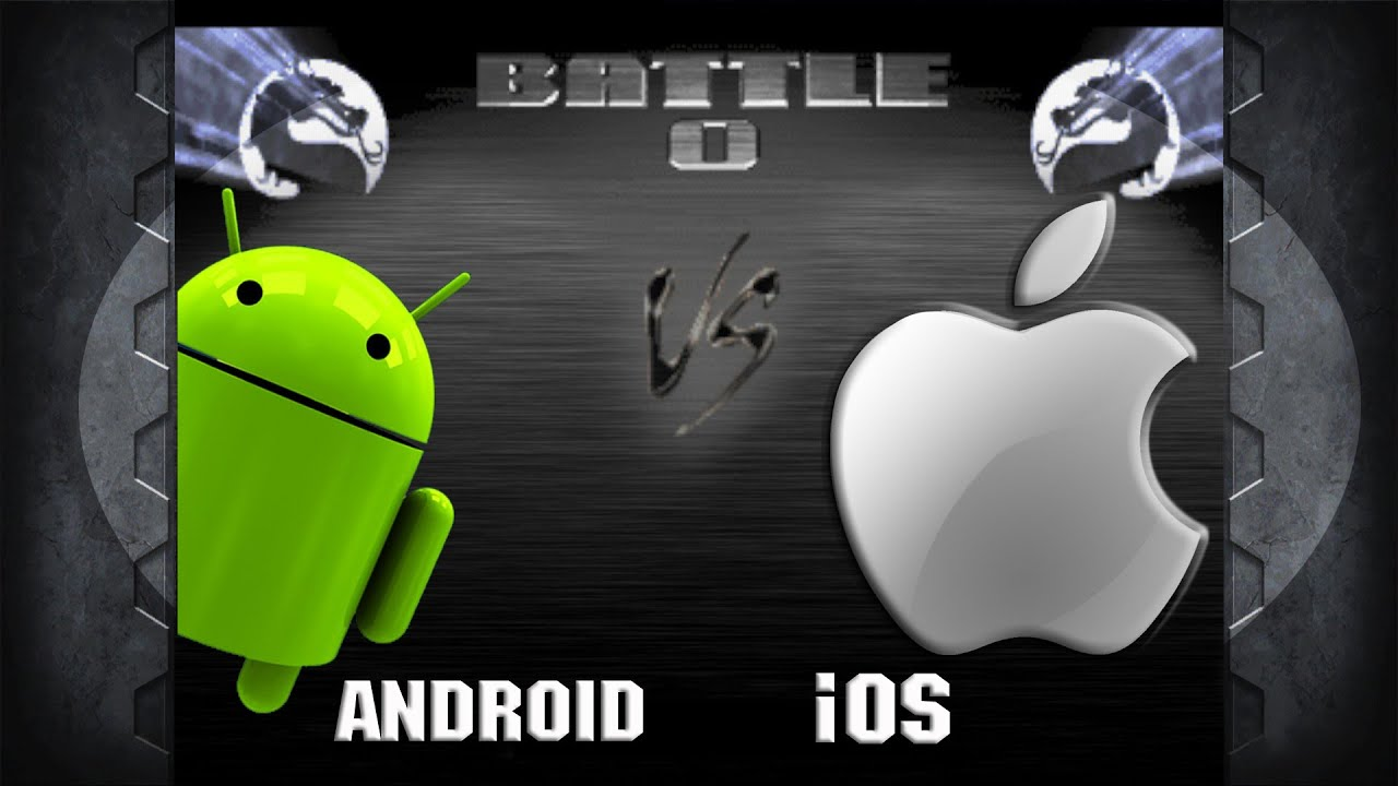 ios v android Ver vídeo  apple vs google: we take a look at how the upcoming versions of ios and android compare in our ios 10 vs android nougat face-off.
