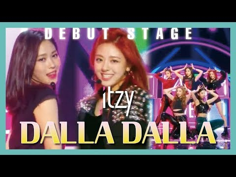 [HOT Debut] ITZY - DALLA DALLA ,  있지 - 달라달라  Show Music core 20190216 Mp3