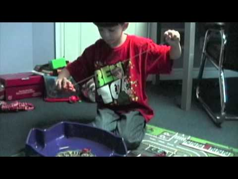 BeyBlade (Toupie)Metal Fusion Tournament 2