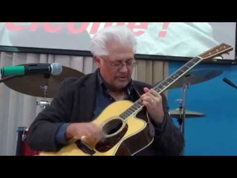 Larry Coryell in Minsk. Belarus State University of Art and Culture