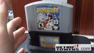 How to play imported games with N64 Passport Plus version 3 (III)