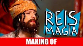 Vídeo - Making Of – Reis Magia