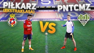 PIŁKARZ EKSTRAKLASY VS PNTCMZ!! | Wisła Kraków | Dawid Szot
