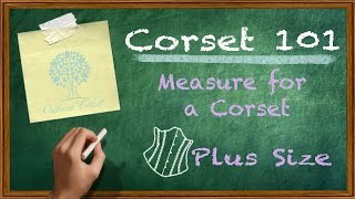 How to Measure for a Corset: Including Plus Sizes