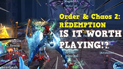 Order & Chaos 2: Redemption - WORTH PLAYING IN 2020!?