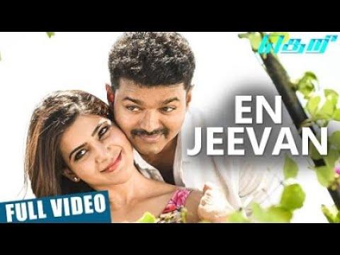 unnale ennale en jeevan song Theri tamil Movie HD 720p