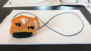 Magic Pen Inductive Truck Test
