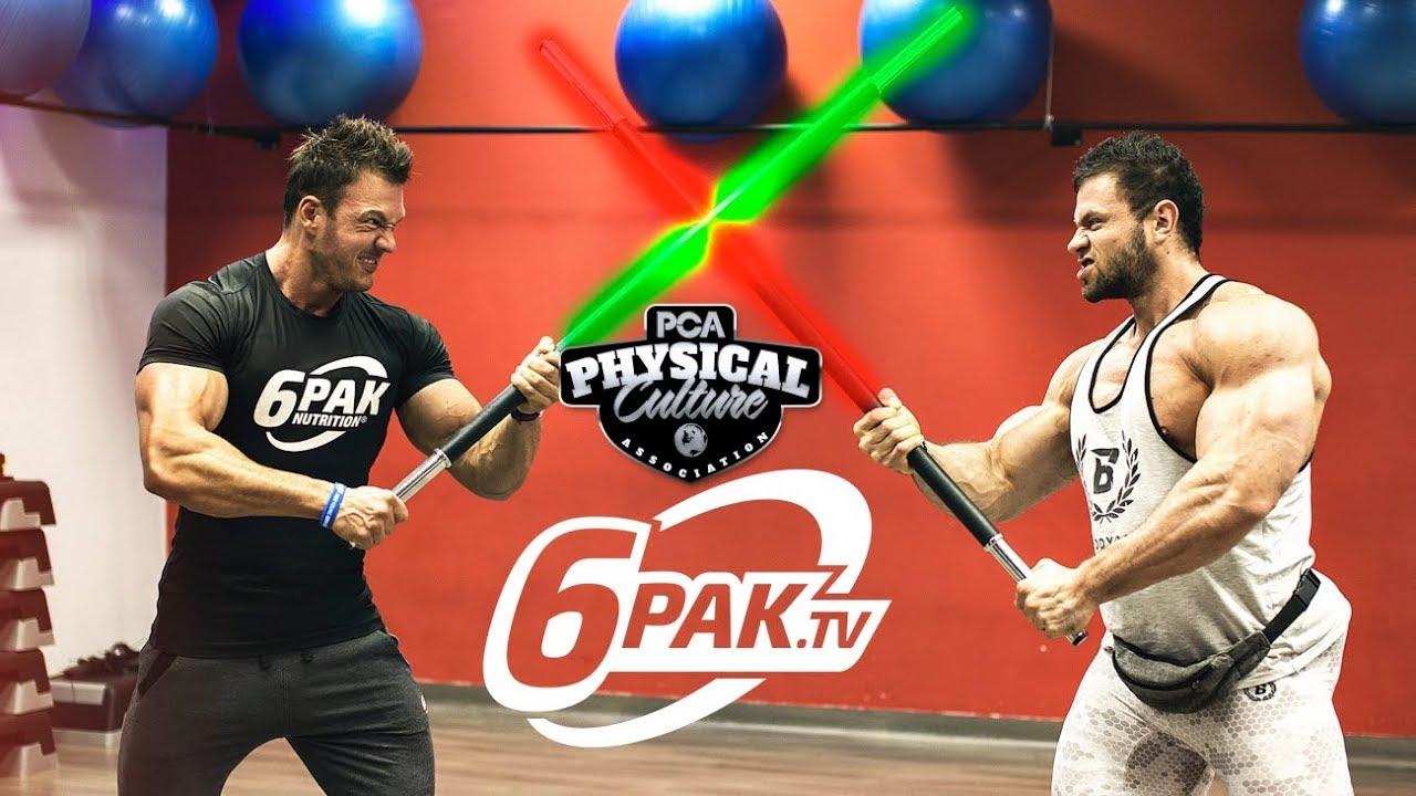 ROAD TO PCA 2018 – MICHAŁ ROCH & ADAM SUKER #1 Dieta, suplementacja, trening oraz cykl…