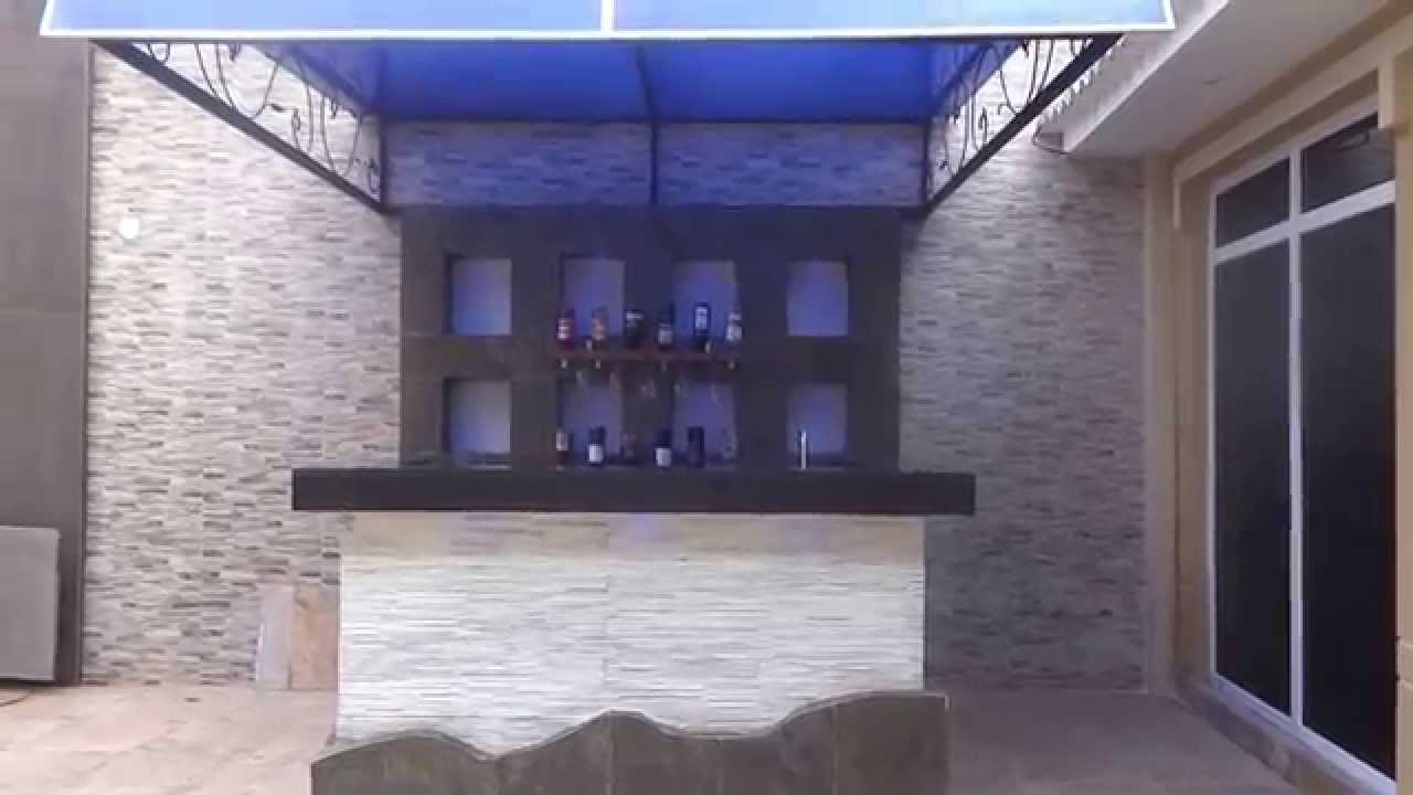 Bar moderno youtube - Decoracion bares modernos ...