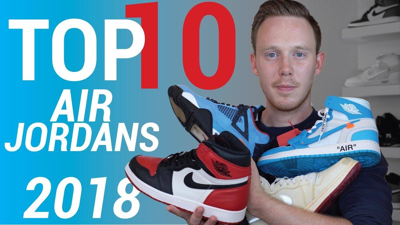 size 40 a70c5 82e79 TOP 10 Best Air Jordan 2018 Sneaker Releases