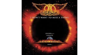 Cover images I Don't Want to Miss a Thing - Aerosmith CD Quality 16-bit/44.1khz FLAC