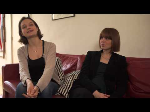 Dana Zemtsov & Cathelijne Noorland: Romantic Metamorphoses [behind the scenes]