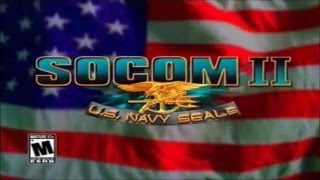 (PS2) SOCOM II: U.S. Navy Seals - Trailer