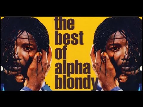ALPHA BLONDY -  The Best Off Alpha Blondy  - FULL ALBUM