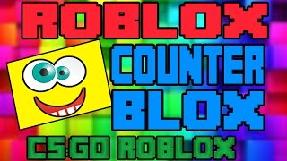 ROBLOX | COUNTER BLOX | Counter Strike, but for ROBLOX! | BEST GAME SERVER? | (CS:GO)