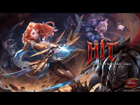 HIT (Heroes of Incredible Tales) Первые шаги и впечатления от нового персонажа Рены