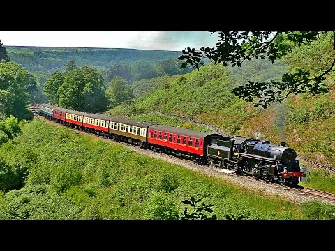North Yorkshire Moors Railway - Early Summer 2015
