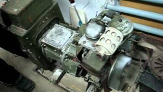 Агрегат бензинови АБ-2-0 230В.avi