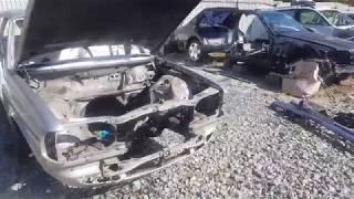 Кузов с люком на Mercedes-Benz W123 E
