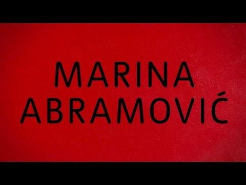 Marina Abramović | Think Like an Artist | TateShots