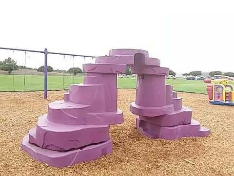 Finley Oates elementary school parks and or playground in Bonham texas